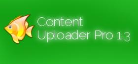 Content Uploader Pro 1.3